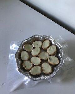 La douzaine de croquilles