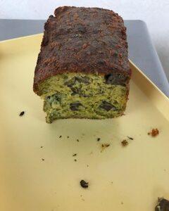 Cake aux escargots